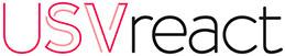 USV React logo