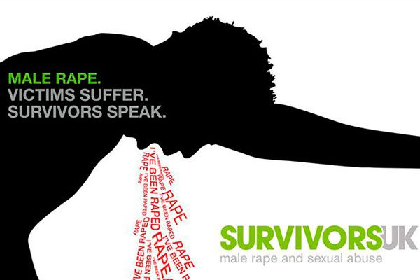Survivors UK - Male Rape