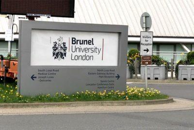 Brunel University entrance