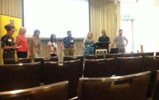 Australia conference