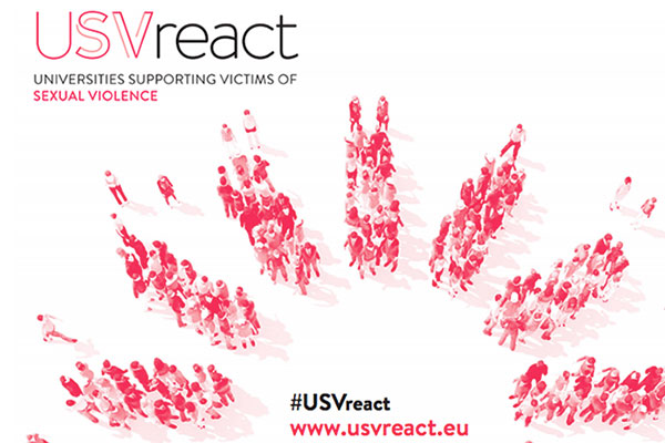 USVreact Project Final Report: Training to Respond to Sexual Violence at European Universities