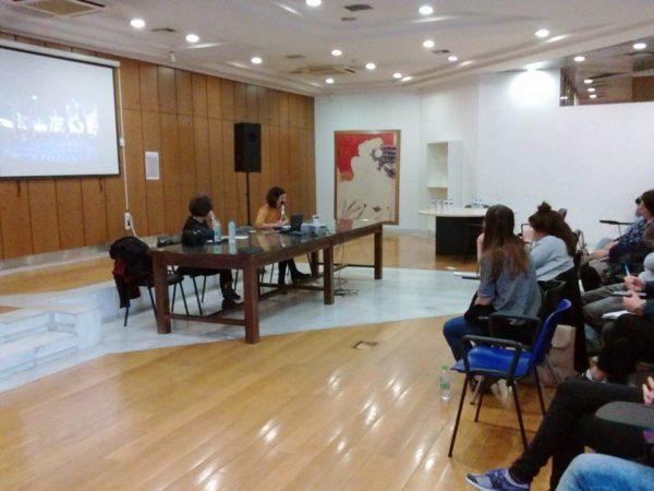 Seminar on Gender Violence in Athens