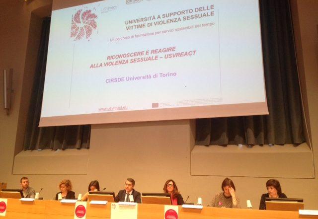 Final training path meeting in Turin