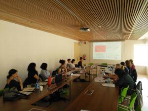 Tercera reunió de socis #USVreact Barcelona