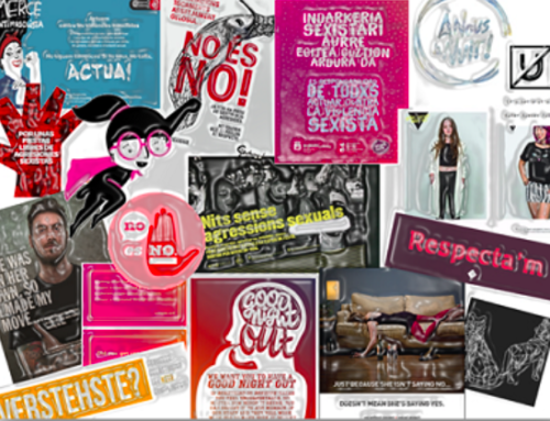 Collection of Sexual Abuse Prevention Campaign in Catalonia