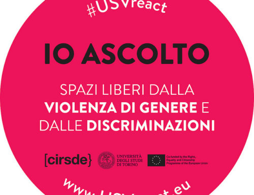 Badge / adesivi della campagna USVreact