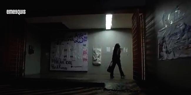 Violencia sexual en la UNAM de Mexico
