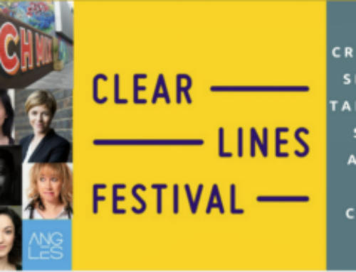 1-3 Dec in London: Clear Lines Festival  Addressing Sexual Assault and Consent through the Arts and Discussion