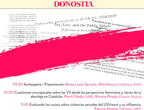 26 de enero: violencia sexual en la universidad: ideas y reflexiones en movimiento