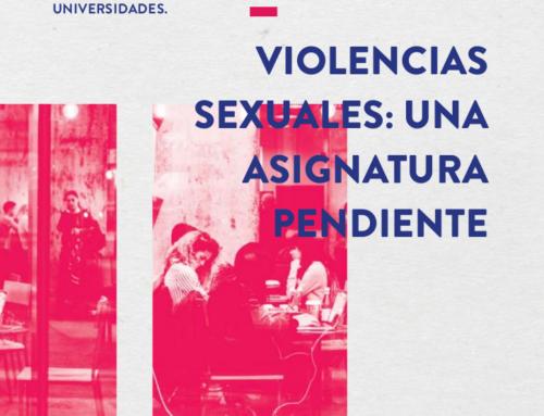 Guía para afrontar las violencias sexuales en las universidades