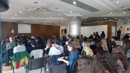 9/02/2018 Πάντειο Πανεπιστήμιο : Η αντιμετώπιση της σεξουαλικής βίας στο πανεπιστήμιο