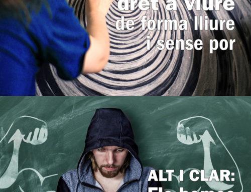L'Institut Català de les Dones inicia una campanya de prevenció i detecció de les violències sexuals