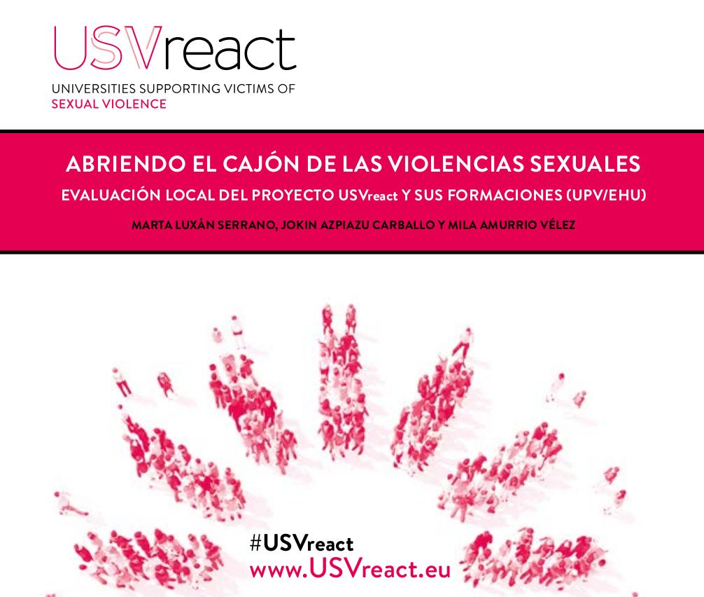 Informe de evaluación del proyecto en Euskadi