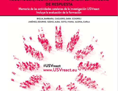 Informe de evaluación del proyecto en Catalunya